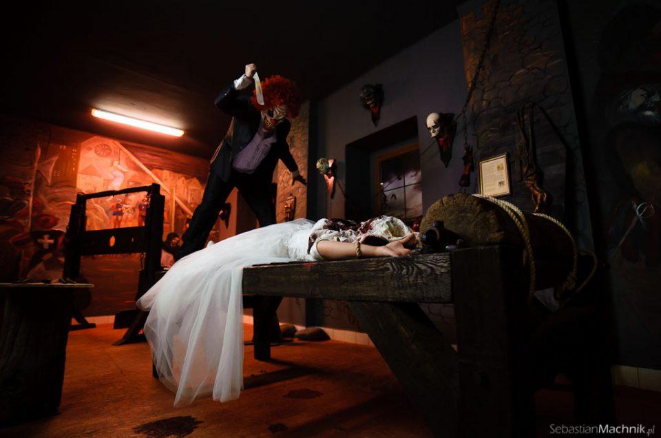 M@M Muzeum Horroru | UWAGA drastyczne sceny